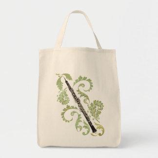 Oboe and Foliage