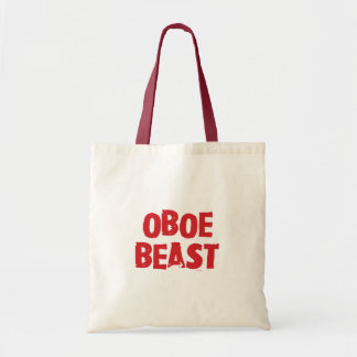 Oboe Beast Totebag Tote Bag