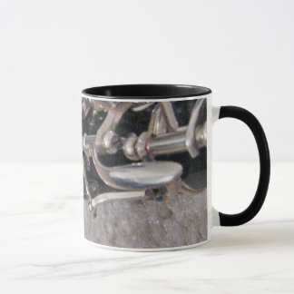 Oboe Keys Mug