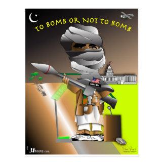 Obomber Postcard