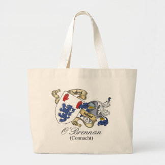 O'Brennan (Connacht) Family Crest Bag