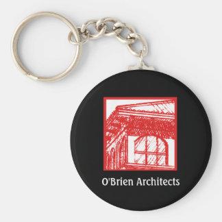 O'Brien Architects Keychain