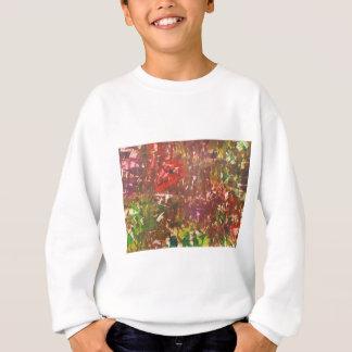 Obscured by Jungle Leaves Sweatshirt