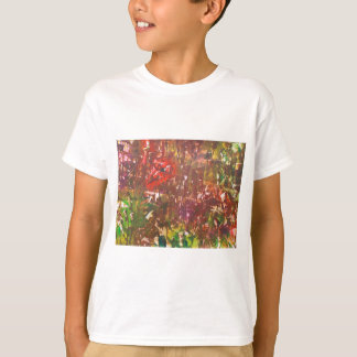 Obscured by Jungle Leaves T-Shirt