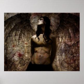 Obscurité ceux :  Azrael Poster