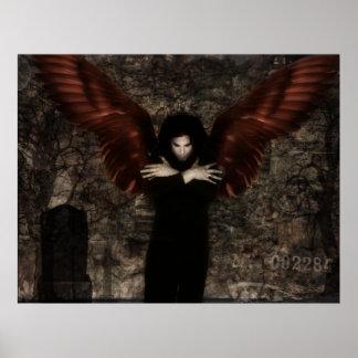 Obscurité ceux : Ingrum Poster
