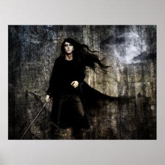 Obscurité ceux : Ulric Poster