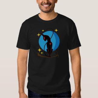 Obscurité de mod Kitty T Shirts