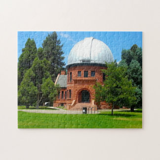 Observatory Denver Colorado. Jigsaw Puzzle