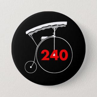 Observer 240 3 inch round button