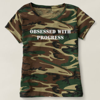Obsessed With Progress T-shirt
