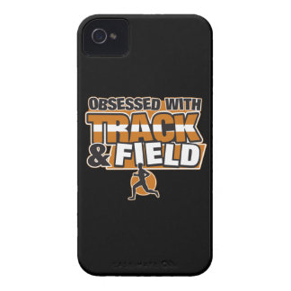 Obsessed With Track and Field iPhone 4 Covers