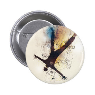 Obsession 2 Inch Round Button