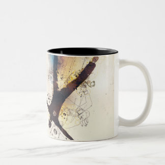 Obsession Two-Tone Coffee Mug