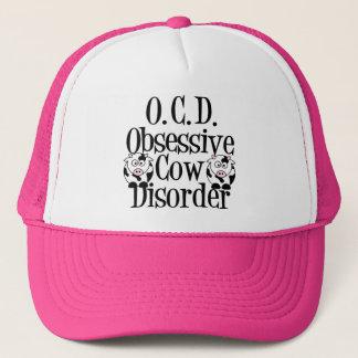 Obsessive Cow Disorder Trucker Hat