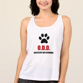 Obsessive Dog Disorder Tank Top