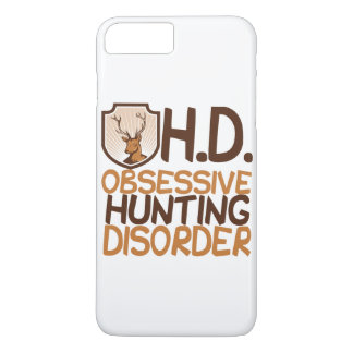 Obsessive Hunting Disorder Deer iPhone 8 Plus/7 Plus Case
