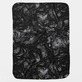 Obsidian Baby Blanket