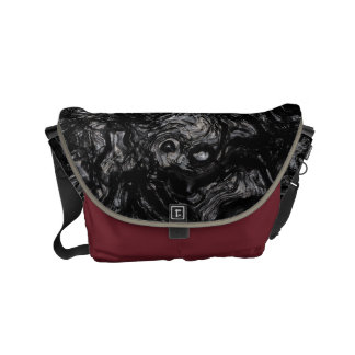 Obsidian Courier Bags