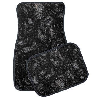Obsidian Floor Mat