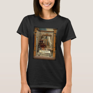 ObsoleteOddity Doll's House - creepy creepy joy T-Shirt