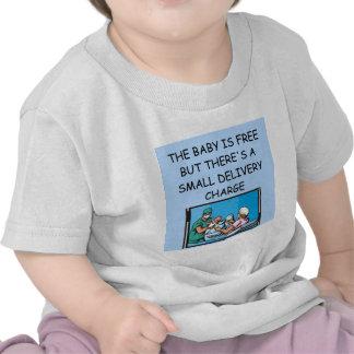 obstetrian joke tshirt