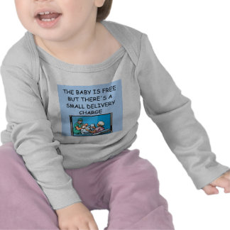 obstetrian joke tee shirt