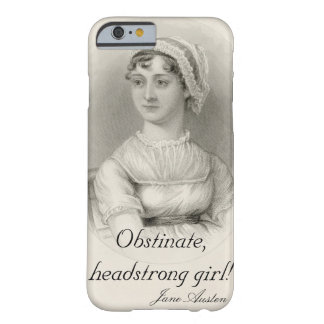 Obstinate Headstrong Girl Barely There iPhone 6 Case