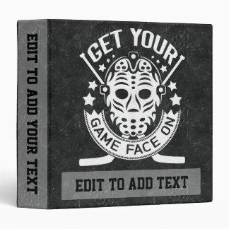 Obtenez votre visage de jeu sur le classeur