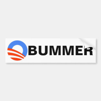 Obummer! Bumper Sticker