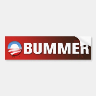 Obummer Bumper Sticker