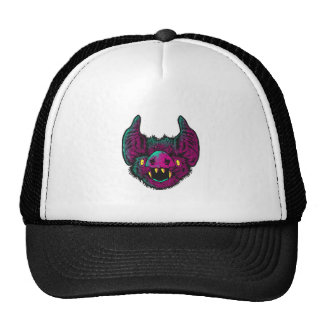 Obvious bat trucker hat