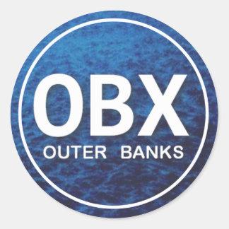 OBX Beach Tag