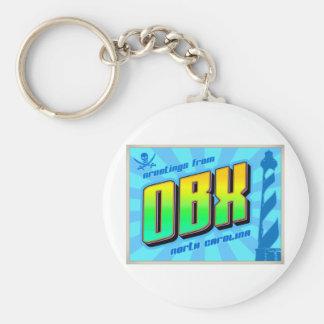 OBX KEYCHAIN