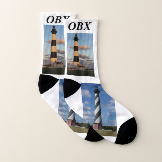 OBX Lighthouse Socks
