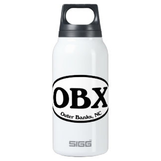 OBX Outer Banks Oval SIGG Thermo 0.3L Insulated Bottle