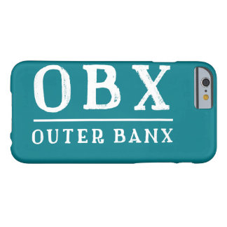 OBX Outer Banx OUTER BANKS North Carolina Barely There iPhone 6 Case