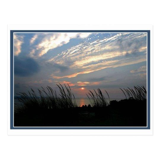 OBX Sunrise Postcard