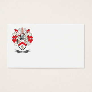 O'Byrne Coat of Arms Business Card