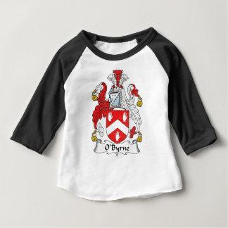 O'Byrne Family Crest Baby T-Shirt