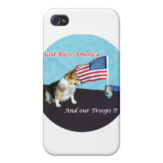 OC by Flag iPhone 4 Case