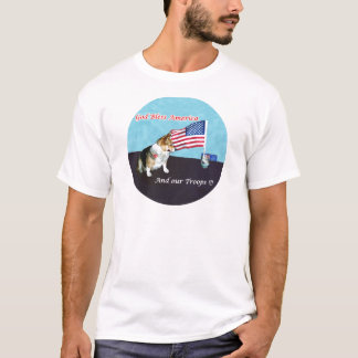 OC by flag T-Shirt