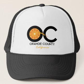 OC - Orange County, California Juicy Apearal Trucker Hat