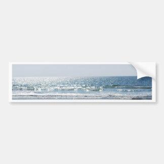 OC Southern California Beach - Ocean View Bumper Sticker