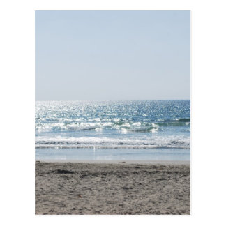 OC Southern California Beach - Ocean View Postcard