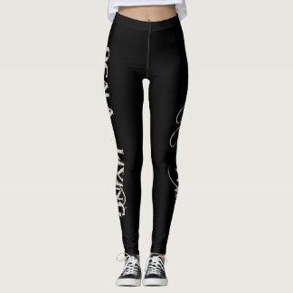 Ocala Living leggings in plain black