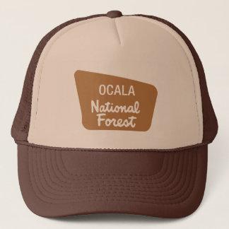 Ocala National Forest (Sign) Trucker Hat
