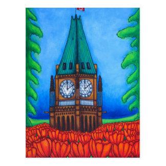 O'Canada Post Card