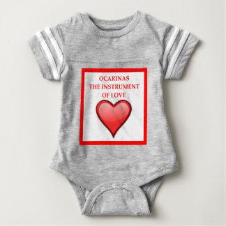 ocarina baby bodysuit