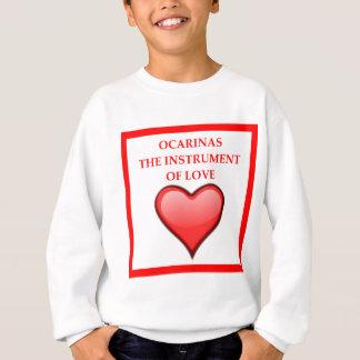ocarina sweatshirt